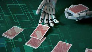 AI bot poker
